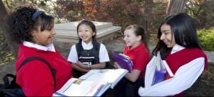 YWLA students
